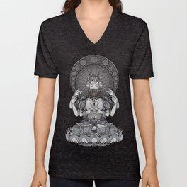 Geisha (Buddha Style) Unisex V-Neck