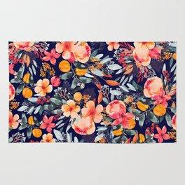 Bright Floral Rug