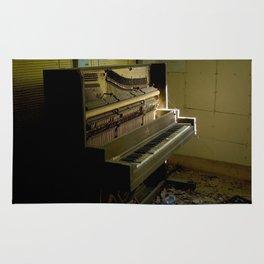 Upright Piano Rug