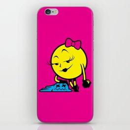Ms. Pac-Man iPhone Skin
