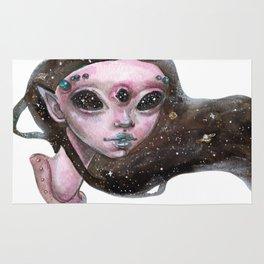 Galactic Girl Rug
