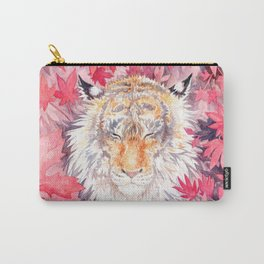 Autumn Tiger Carry-All Pouch
