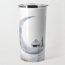 Moon House Travel Mug