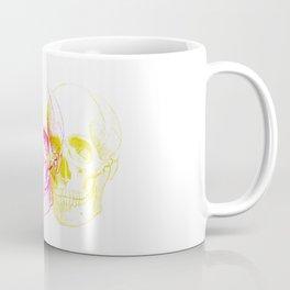 CMYK Skulls Coffee Mug