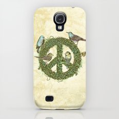 Peace Talks Slim Case Galaxy S4