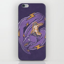 Electric Rodeo iPhone Skin