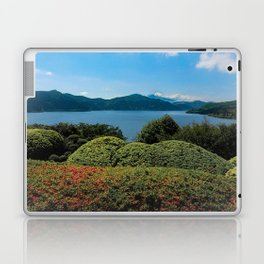 Ashinoko to Fujisan Laptop & iPad Skin