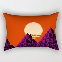 DEEP SUNSET Rectangular Pillow