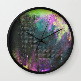 shoe aholic Wall Clock