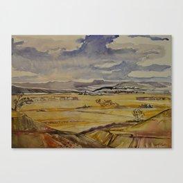 Tommorow Canvas Print