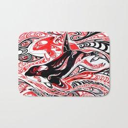 Dreaming: Orcas Bath Mat