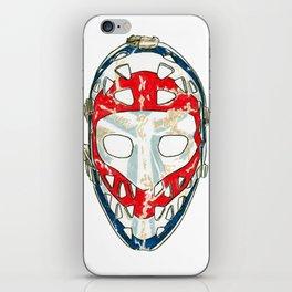 Dryden - Mask 2 iPhone Skin