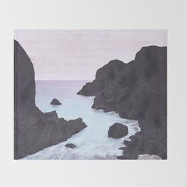 The sea song Throw Blanket