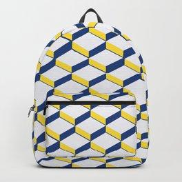 "Tiles ""In Lisbon"" Backpack"