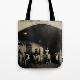 Alchemical Laboratory 1904 World's Fair, St. Louis Tote Bag