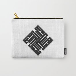 Force. Unique Russian Sacred typography.  Carry-All Pouch