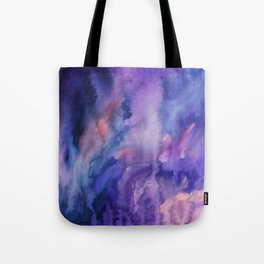 ON HOLD Watercolour Tote Bag