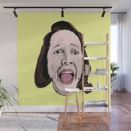 Crazy Annie Wilkes - Misery (Yellow) Wall Mural