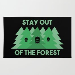 Out of the Forest Rug