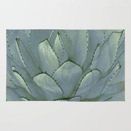 Agave Succulent Cactus Rug