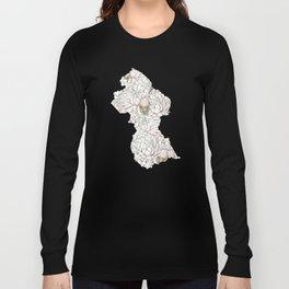 Guyana Long Sleeve T-shirt