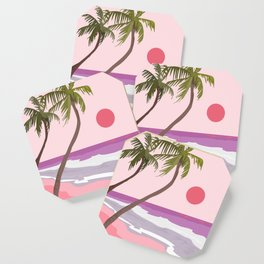 Tropical Landscape 01 Coaster