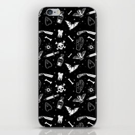 A Few Macabre Things iPhone Skin