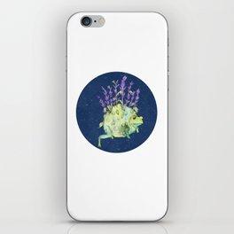 Flora Toad iPhone Skin