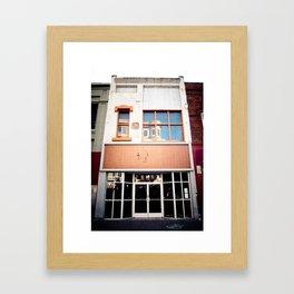 The Kay #2 Framed Art Print