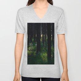 Parallel Forest Unisex V-Neck