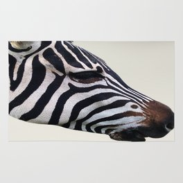 Zebra 1 Rug