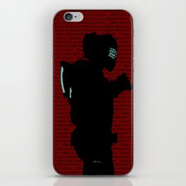 Isaac - Dead Space iPhone Skin