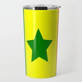 Flag of Senegal Travel Mug