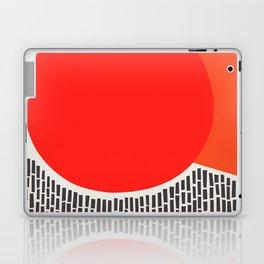 Sunshine And Rain Abstract Laptop & iPad Skin