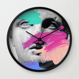 Composition 701 Wall Clock
