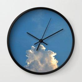 Inner Sky - Cloud Nine Wall Clock