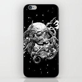 hidden kraken iPhone Skin