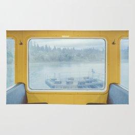 Bainbridge Ferry Rug