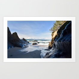 Yoakam Point Art Print