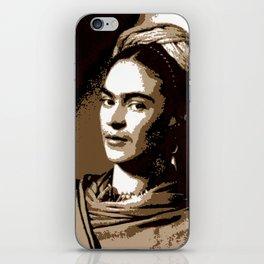 FRIDA KAHLO BONITA iPhone Skin