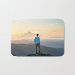 The traveler 1 Bath Mat