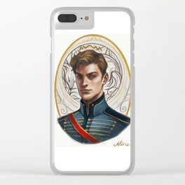 The Prince Clear iPhone Case