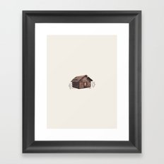 Forlorn Framed Art Print