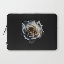 WHITE - ROSE - NATURE Laptop Sleeve