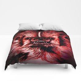 Badger Bad Red Comforters