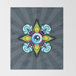 Eye Kandy Throw Blanket
