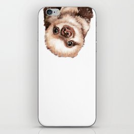 Baby Sloth iPhone Skin