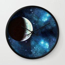 Moonbeam Wall Clock
