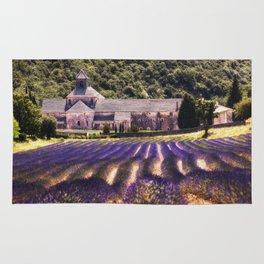Abbaye Notre-Dame de Senanque Rug