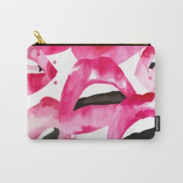 Lip Service Carry-All Pouch